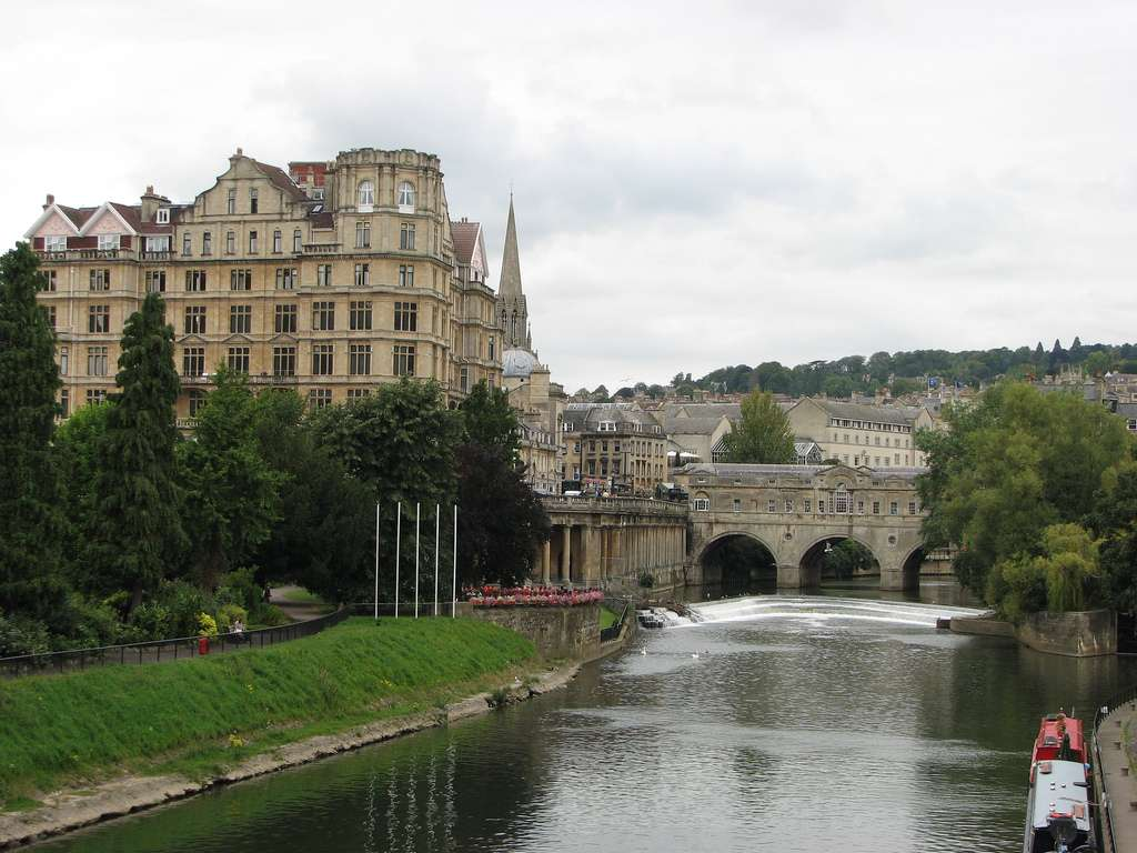 Best Spa Towns United Kingdom Travel Guides