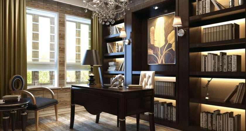 Best Study Room Interior Design House