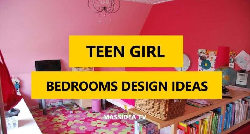 Best Teen Girl Bedrooms Design Ideas Youtube