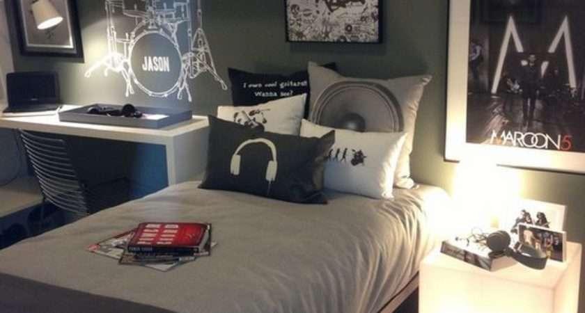Best Teenage Boy Bedrooms Ideas Pinterest