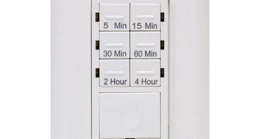 Best Timer Wall Light Switch Wooden Lights
