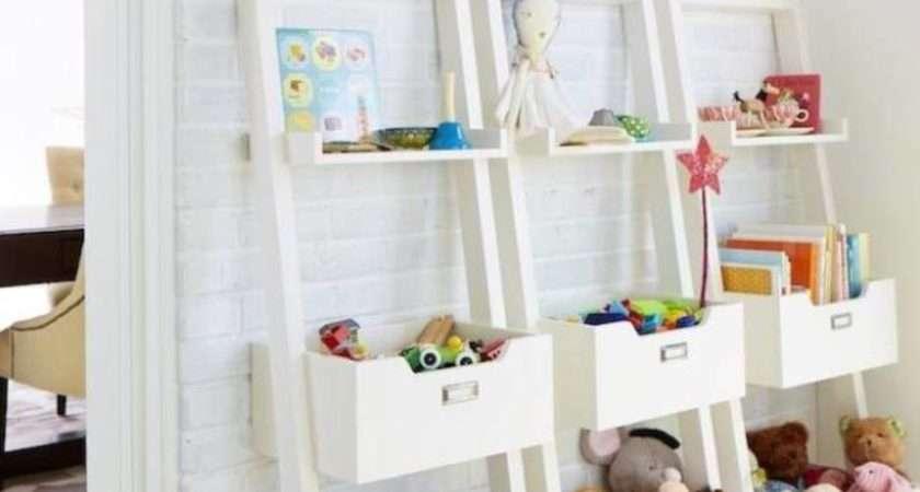 Best Toy Storage Ideas Kids Love
