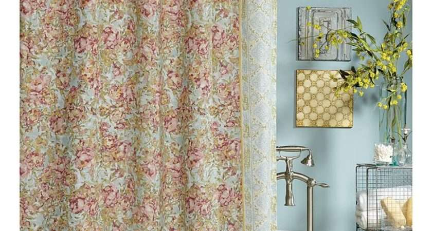 Best Vintage Shower Curtains Ideas Pinterest Barn