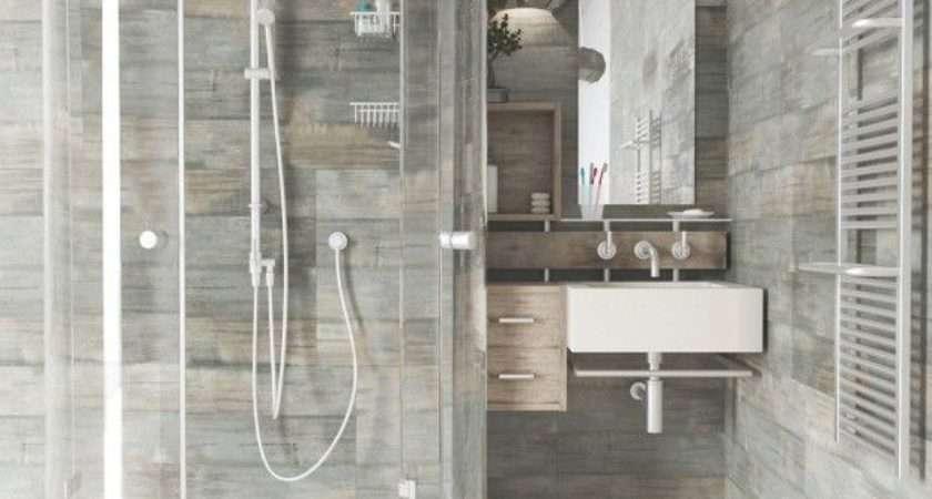 Best Walk Shower Small Bathroom Pinterest