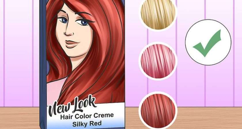 Best Way Dip Dye Hair Wikihow