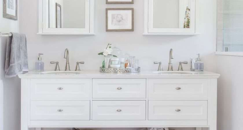 Best White Vanity Bathroom Ideas Pinterest