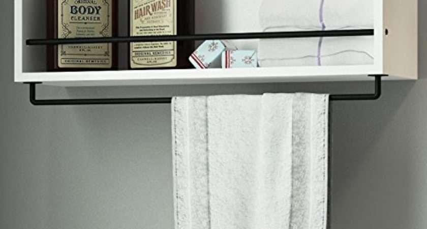 Best Wooden Bathroom Shelves Reviews