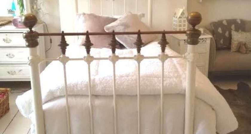 Best Wrought Iron Beds Pinterest Antique