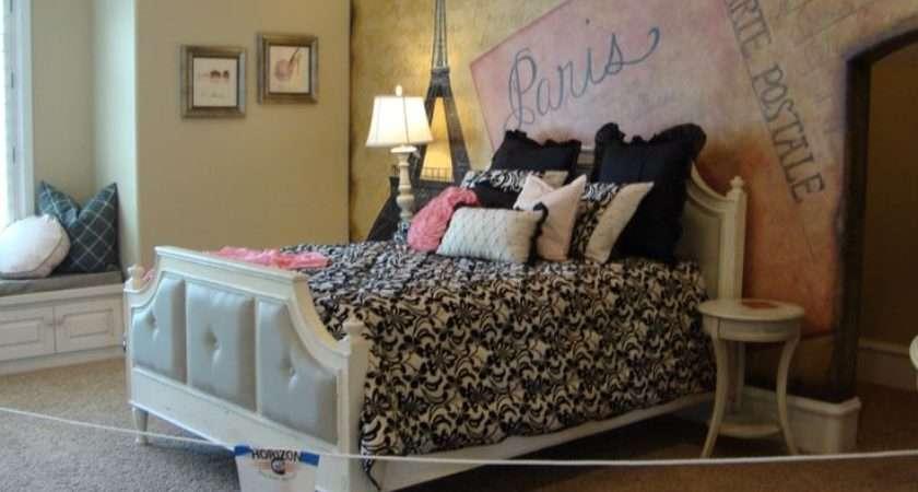Besten Paris Themed Teen Bedroom Bilder Auf Pinterest