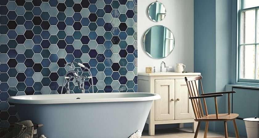 Beyond White Colorful Bathtub Ideas Trendy Bathroom