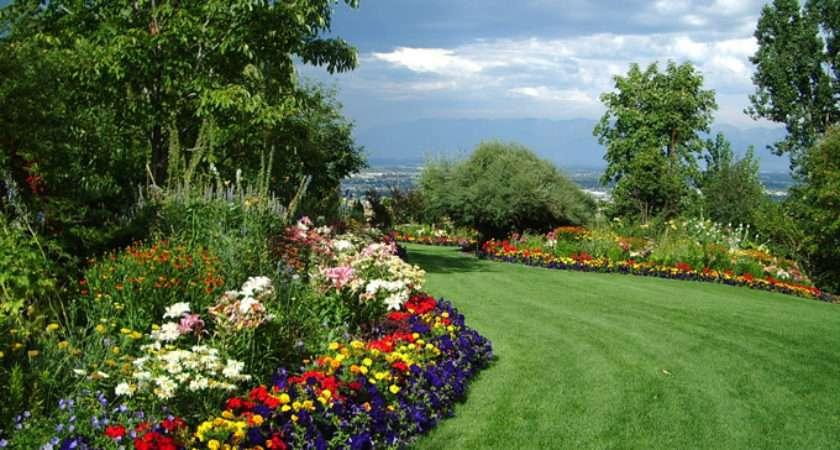 Bibler Home Gardens Kalispell Montana