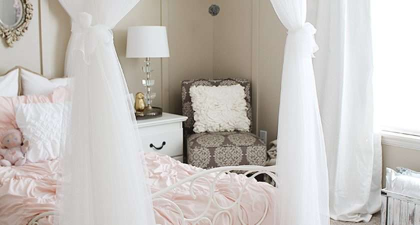 Big Girl Bedroom Makeover Best Thrifty Chic