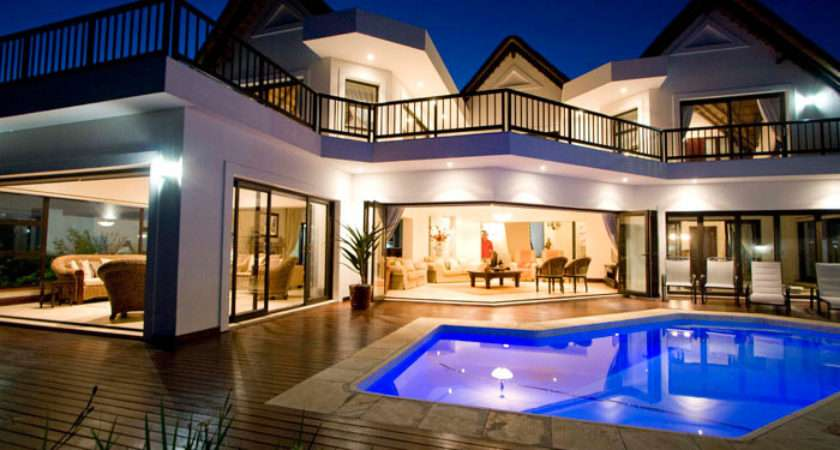 Big Homes Pools Great Sell Houses