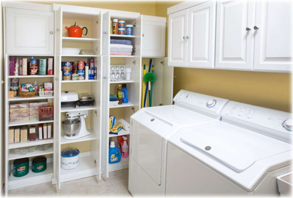 Big Kitchen Pantry Closets Offer More Storage Less Clutter Better