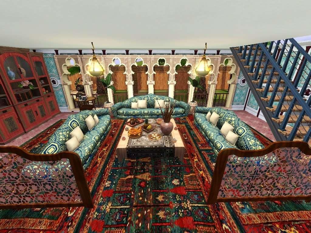 Big Sofas Lot Guests Like Real Arabic Houses