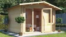 Billyoh Lodge Log Cabin Summer Houses Garden Buildings