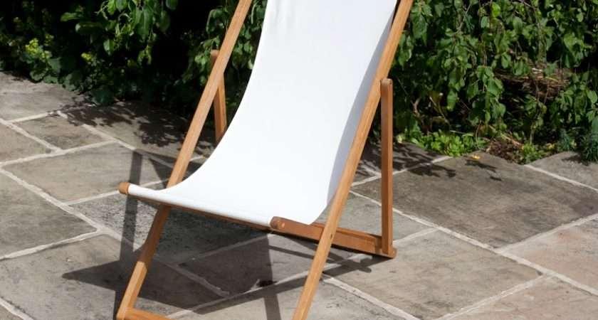 Billyoh Windsor Deck Garden Chair Canvas Seating