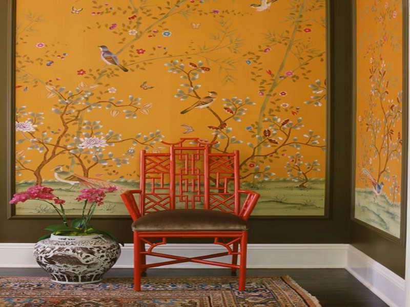 Bird Design Home Interior