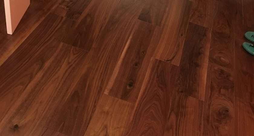 Black American Walnut Wood London Super Engineered