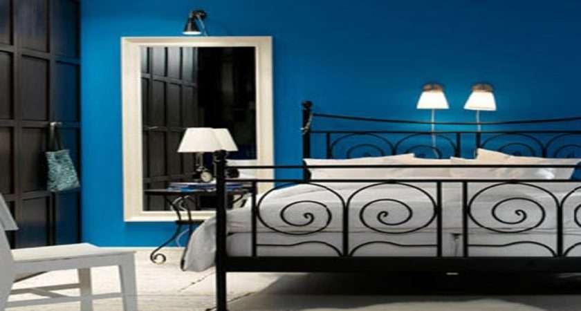 Black Blue Bedroom Ideas Royal