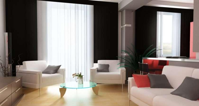 Black Curtain Living Room Designs Modern Home Design Ideas