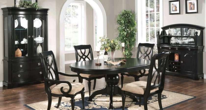 Black Dining Room Furniture Marceladick