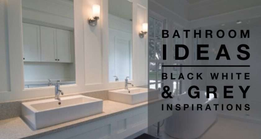Black Gray Bathroom Ideas Specs Price Release Date Redesign
