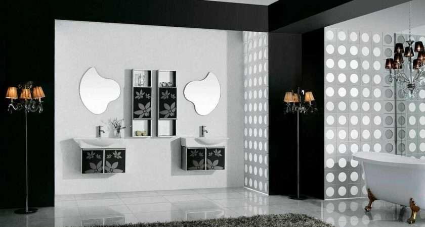 Black White Bathroom Ideas Home Garden Decor