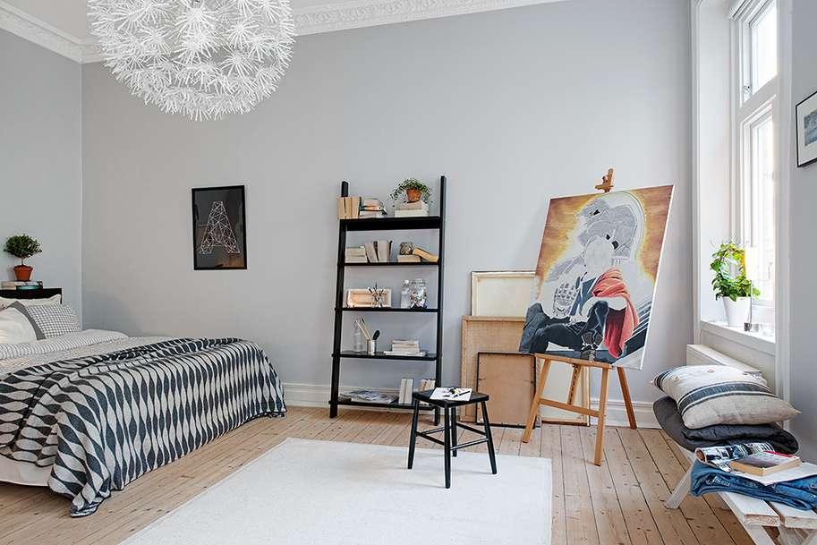 Black White Bedroom Decor Interior Design Ideas