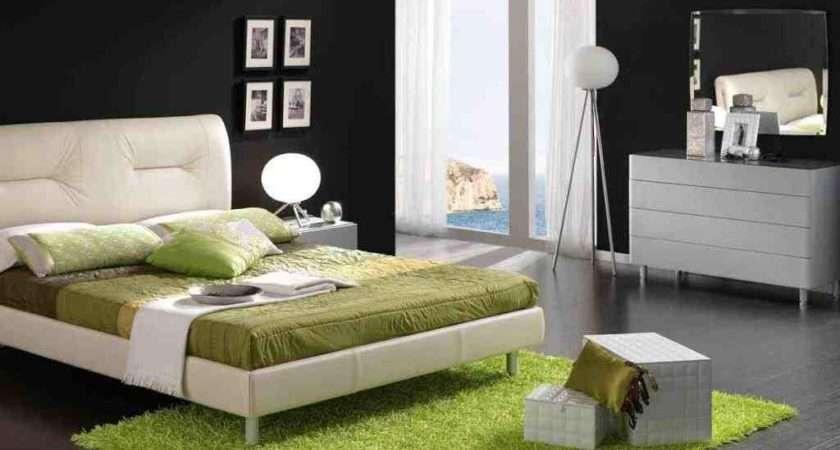 Black White Green Bedroom Ideas Decor Ideasdecor