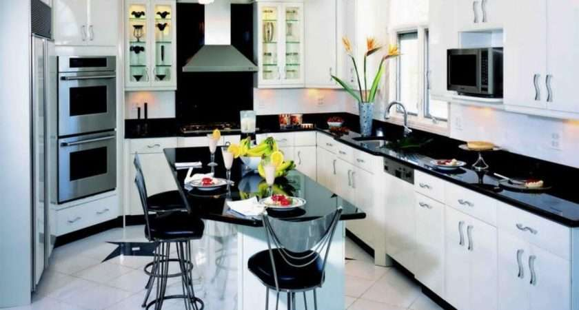 Black White Kitchen Decor Feed Exclusive Modern