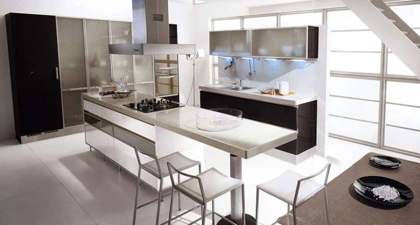 Black White Kitchen Design Ideas Digsdigs