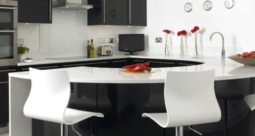Black White Kitchen Ideas Design