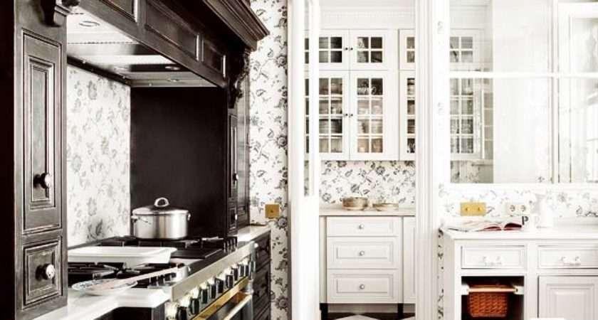 Black White Kitchens Ideas Hupehome