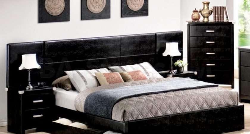 Black White Master Bedroom Decorating Ideas