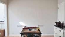 Blank Kitchen Wall Ideas Decorate