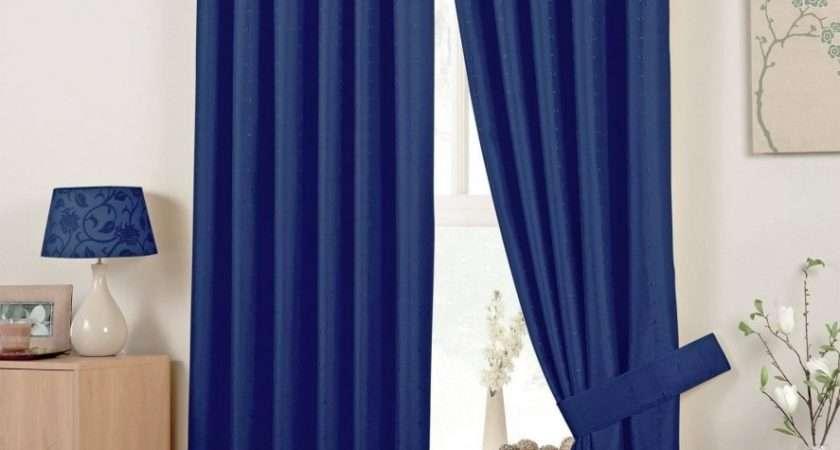 Blue Bedroom Curtains Curtain Ideas