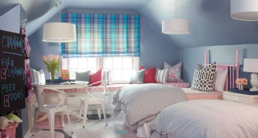 Blue Bedroom Decorating Ideas Teenage Girls
