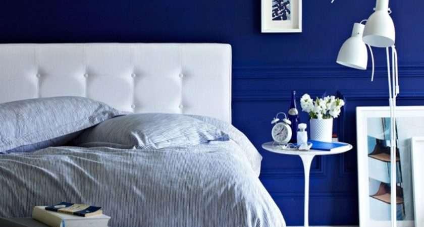 Blue Bedroom Designs Ideas Royal