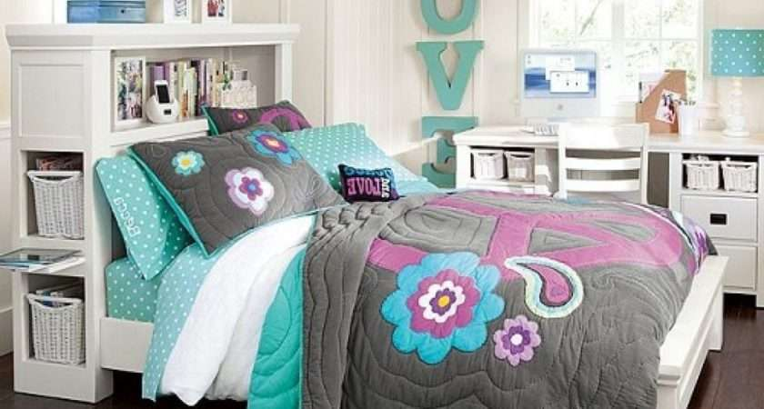 Blue Bedroom Ideas Teenage Girls Medium