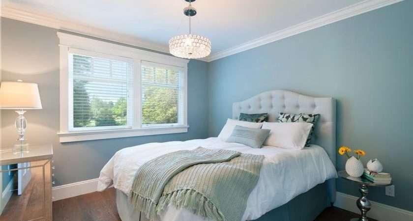 Blue Bedroom Walls Design Ideas