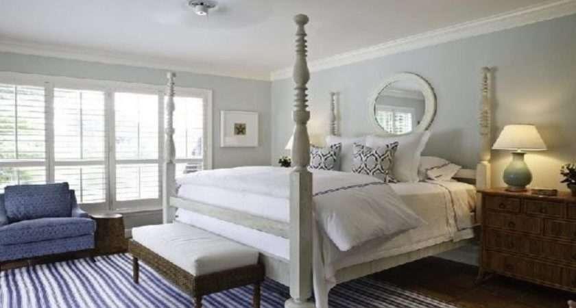 Blue Gray Bedroom Color Scheme
