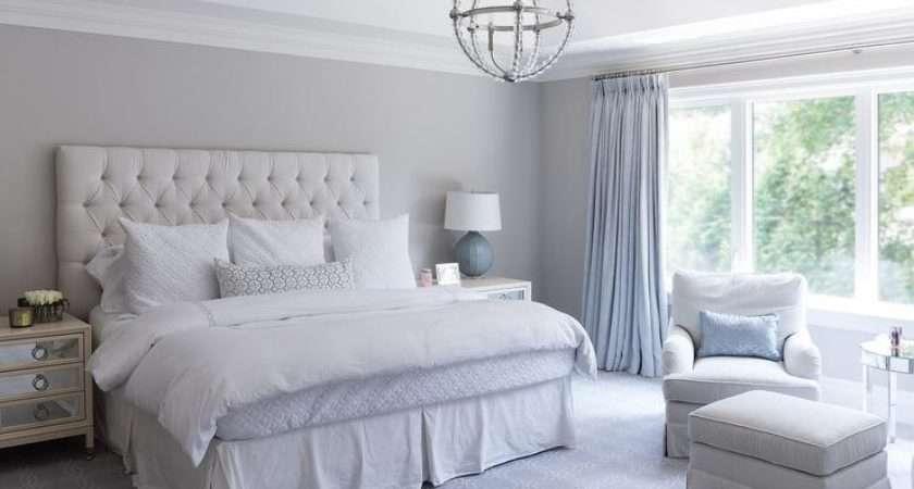 Blue Gray Bedroom Ideas Design