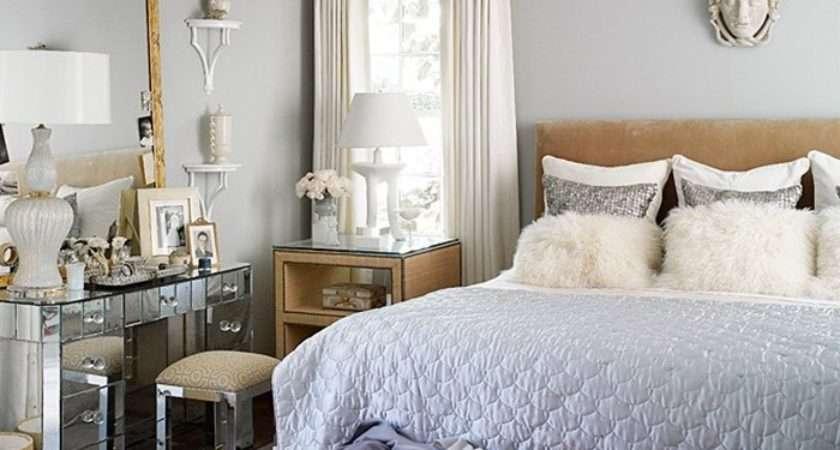 Blue Grey Master Bedroom Decorating Ideas