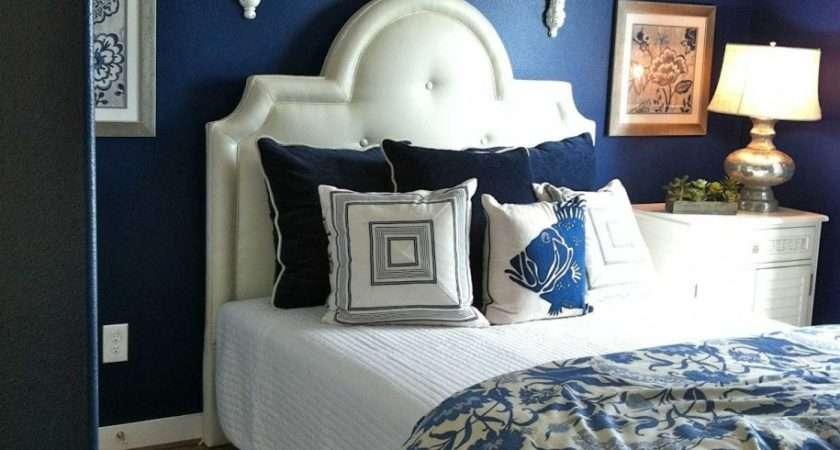 Blue Paint Colors Bedroom Interior