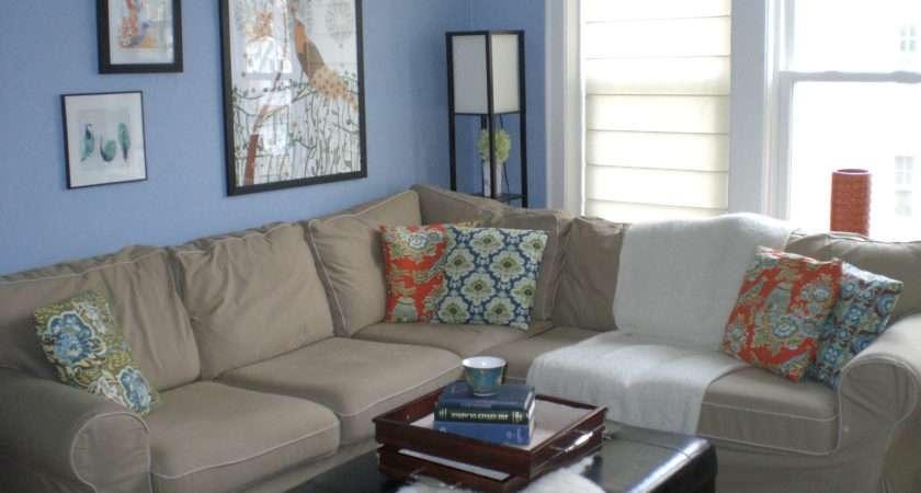 Blue Paint Living Room Bestsciaticatreatments