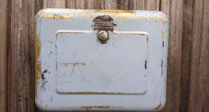 Blue Vintage Brent Toilet Cistern Old Soulold Soul
