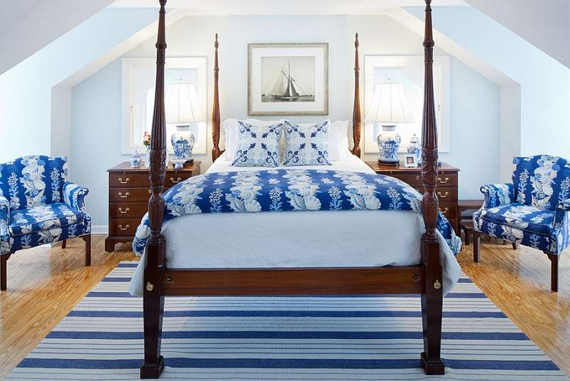 Blue White Interiors Living Rooms Kitchens Bedrooms More