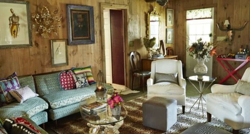 Bohemian Kitchen Decor Country Shabby Chic Living Room