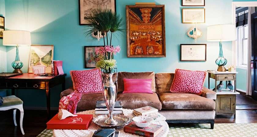 Boho Chic Living Room Furniture